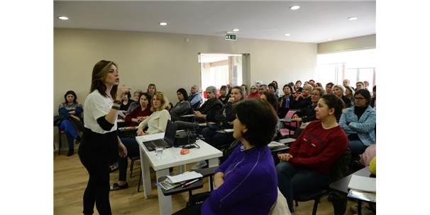 Konyaaltı'nda 'İnsanlarda Öfke Kontrolü' Adlı Seminer Verildi