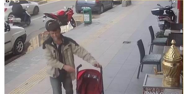 Çaldığı Bebek Arabasını Hurdacıya 10 Tl'ye Sattı