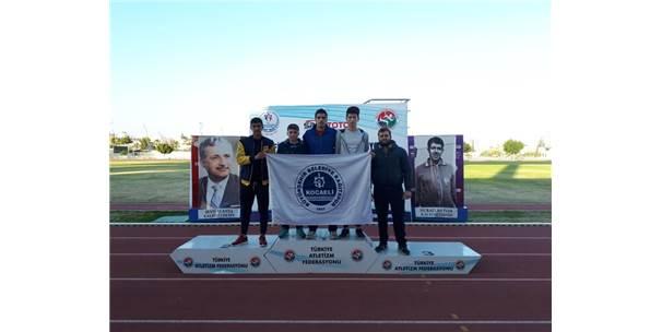 Kağıtsporlu Atletler, Mersin'den İki Madalya İle Döndü