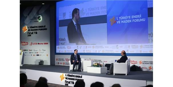 1. Türkiye Enerji Ve Maden Forumu