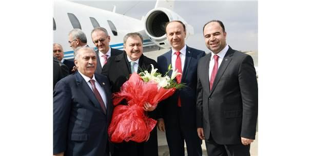 Bakan Eroğlu Şanlıurfa'da