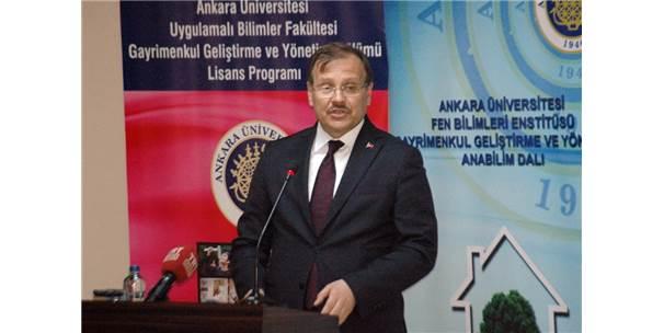 """Başbakan Yardımcısı Çavuşoğlu: """"Bizim Medeniyetimiz İnsanlığa Zulmü Değil Kardeşliği Öğütleyen Ve Yayan Bir Medeniyettir"""""""
