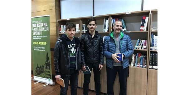 Lise Öğrencileri Bilgi Yarışması İçin Araştırmalara Başladı