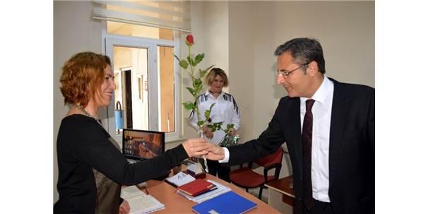 Akdeniz Belediyesi'nin Kadın Çalışanları, 8 Mart'ta İdari İzinli Sayıldı