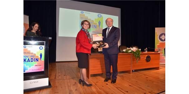Marmara Üniversitesi Dünya Emekçi Kadınlar Günü'nü Kutladı