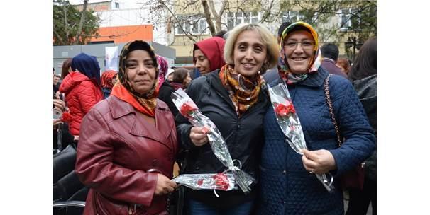 8 Mart Kırıkkaleli Kadınları Buluşturdu