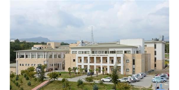 Meü Tıp Fakültesi Öğretim Elemanlarına Ödül