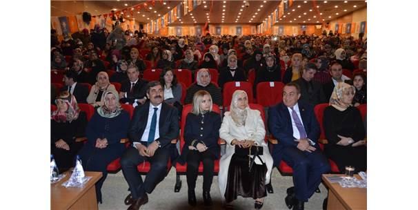 Muş'ta 8 Mart Dünya Kadınlar Günü Etkinliği