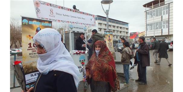 Malazgirt'te 'Kadınlar Günü' Etkinliği