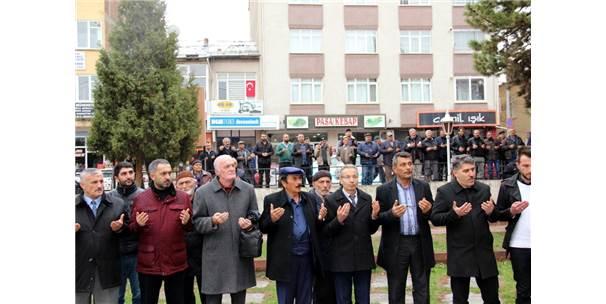 Suşehri'nde Zeytin Dalı Harekatı'na Destek Konvoyu
