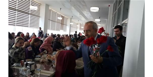 Yyü'de 'Kadınlar Günü' Etkinliği