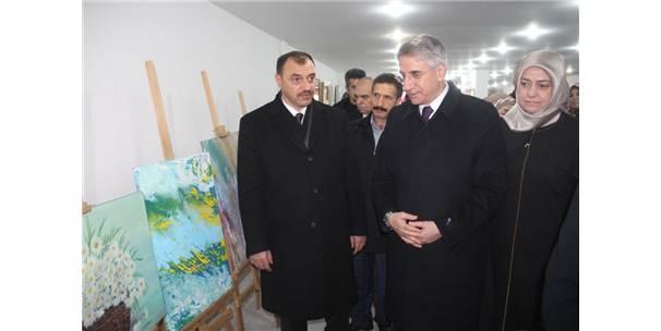Elazığ'da Kadın Yaşam Merkezi Açıldı