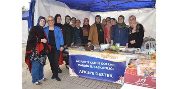 Mardinli Kadınlara Festival Gibi Kutlama