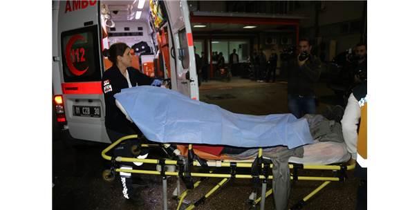 Sokaktan Geçerken Silahlı Kavgada Yaralandılar