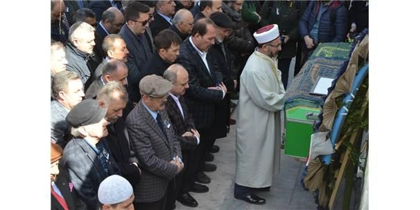 Oğuz Türkmen Son Yolculuğuna Uğurlandı