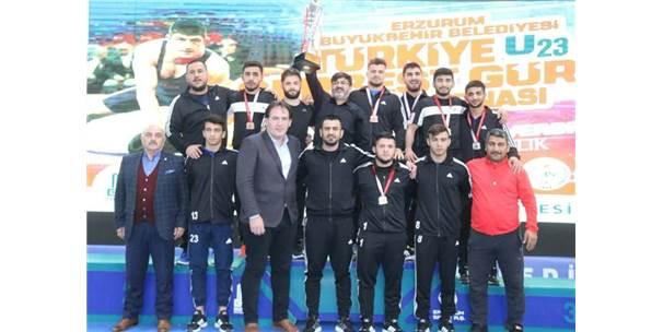 Kahramanmaraş, Erzurum'dan 7 Madalya İle Döndü