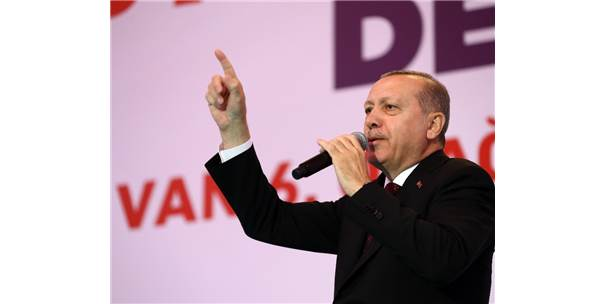 """Cumhurbaşkanı Erdoğan: """"Ey Batı, Ne Dersen De, Biz Doğru Bildiğimiz Yolda Yürüyoruz, Yürüyeceğiz"""""""