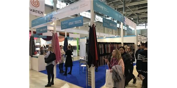 """Doğu Avrupa Tekstil Sektörü """"Textıllegprom"""" İle 50. Kez Rusya Pazarında"""