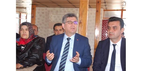 """Mhp'li Aycan: """"Devletin Bekası İçin 'Cumhur İttifakı'nı Destekleyeceğiz"""""""