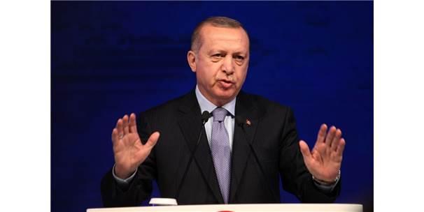 """Cumhurbaşkanı Erdoğan: """"Turizmde Bu Yıl 36 Milyonu Yakalayabiliriz"""""""