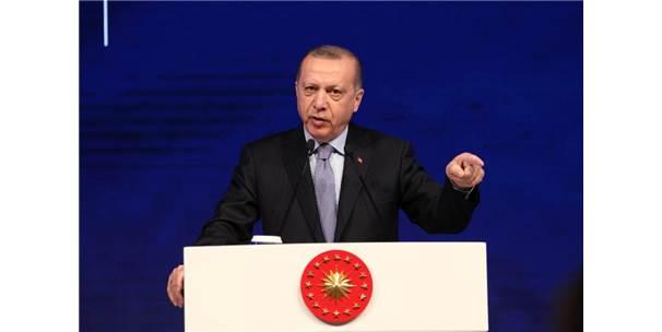 """Cumhurbaşkanı Erdoğan: """"Kitabımız Oluşuyor, Bu İşler Bittiğinde Bunları Kaleme Alacağız"""""""