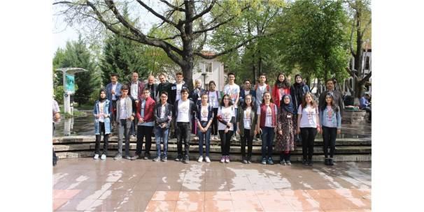 Çankırılı Öğrenciler, İgilizce'yi Pratik Yaparak Öğreniyor