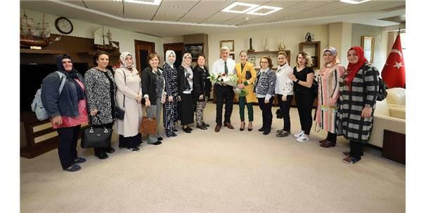 """Başkan Karaosmanoğlu, """"Kocaelimiz Zengin Birikimi İle Bilge Bir Şehirdir"""""""