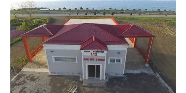 Vakfıkebir 112 Acil Servis İstasyonu Sağlık Bakanlığı'na Devredildi