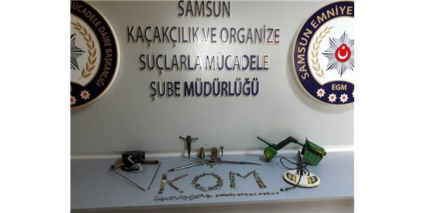 Samsun'da Kaçakçılık Ve Uyuşturucu Operasyonları