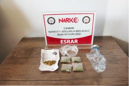 Çankırı'da Uyuşturucuya Geçit Yok