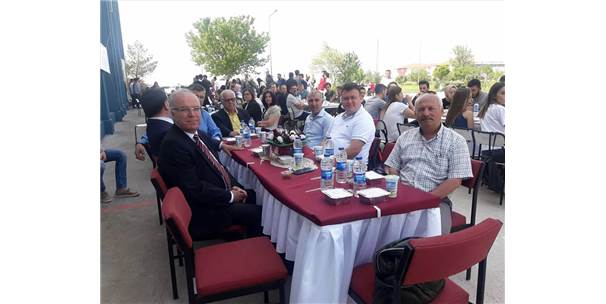 Babaeski Myo'da Pilav Günü Etkinliği