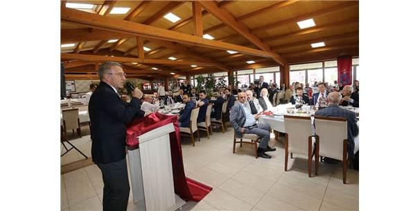 """Ahmet Ağaoğlu: """"Sportif Ve Ekonomik Başarı Nihai Hedefimiz"""""""
