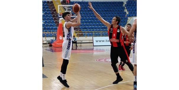 Tahincioğlu Basketbol Süper Ligi: Trabzonspor: 76 - Muratbey Uşak: 91