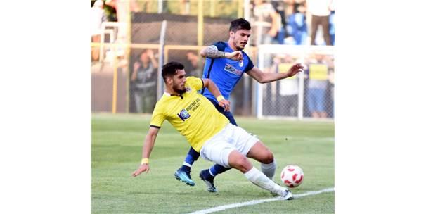 Tff 2. Lig Play-Off Çeyrek Final: Menemen Belediyespor: 2 - Keçiörengücü: 1