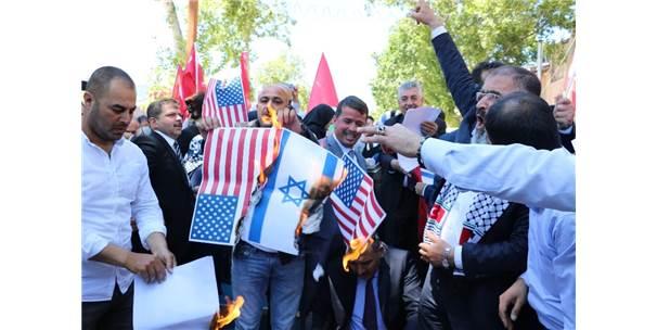 İsrail, Kahramanmaraş'ta Da Protesto Edildi
