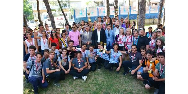 Torbalı Gençlik Ve Spor Festivalinde Kupalar Sahiplerini Buldu