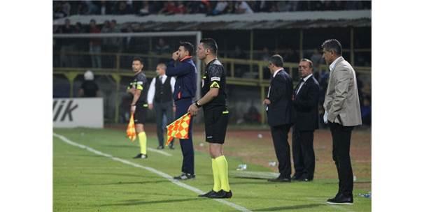 Play-Off Final Maçının Hakemi Açıklandı