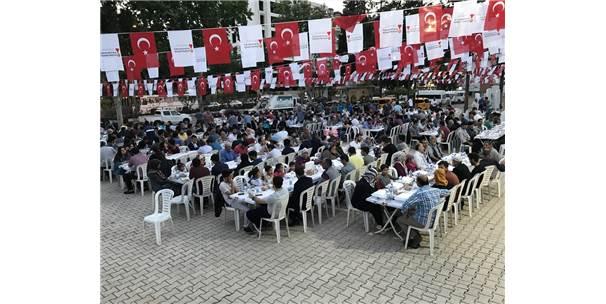 Ramazanın İlk İftarı Açıldı