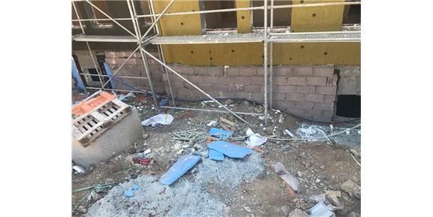 Manisa'da İş Kazası