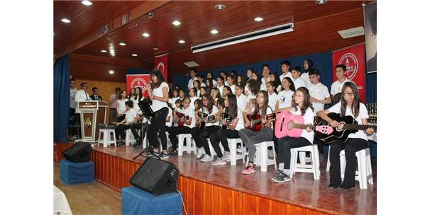 Sungurlu'da Eğitimde Sezon Finali Yapıldı