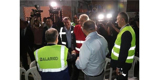 Mevlüt Uysal Mecidiyeköy Mahmutbey Metro İnşaatının Bitiş Tarihini Açıkladı