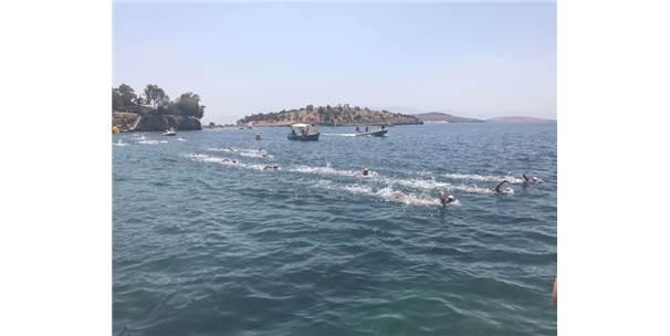 Açık Su Milli Takımı Foça Yarışlarıyla Belirlendi
