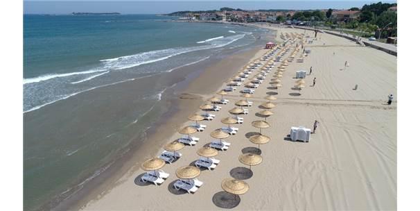 Kocaeli Plajları Yeni Hizmetlerle Yaza Hazır