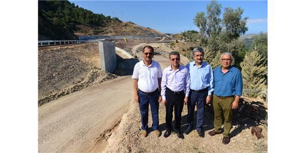 Antalya-Kumluca Yolu Ulaşıma Açıldı