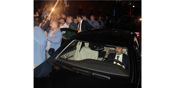 Cumhurbaşkanı Recep Tayyip Erdoğan Baba Ocağı Güneysu'dan Sevgi Seli İle Uğurlandı