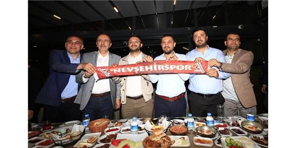 Nevşehirspor, Artık Nevşehir Belediyespor Adı Altında Mücadele Edecek