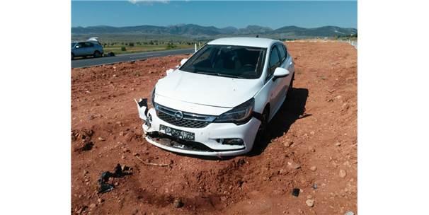 Konya'da İki Ayrı Trafik Kazası: 6 Yaralı