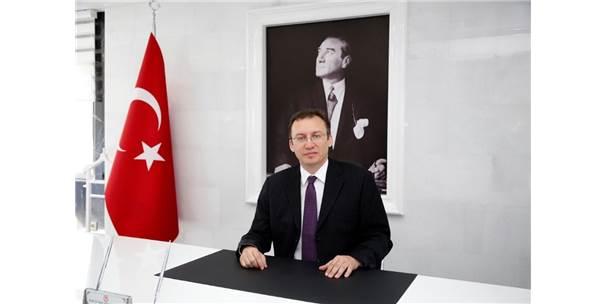 Sdü Rektörü Prof.Dr.İlker Hüseyin Çarıkçı:
