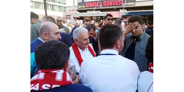 """Başbakan Yıldırım: """"Bunlar Kafayı Takmış, Erdoğan Gitsin De Ne Olursa Olsun"""""""
