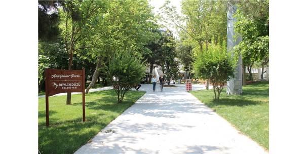 Beylikdüzü'nde Parklar Yenileniyor